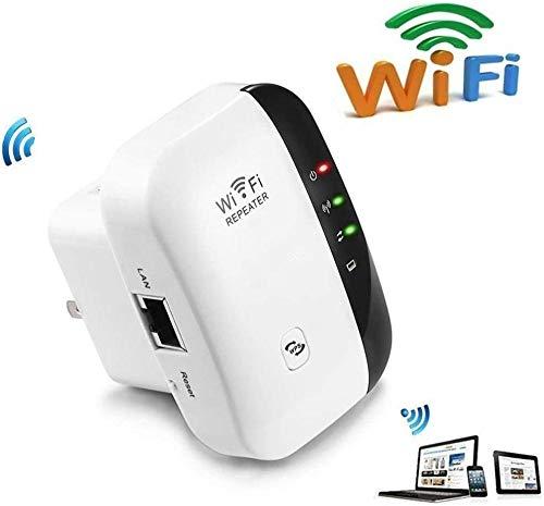 FANLIU Velocidad inalámbrico WiFi Range Extender Super Booster 300Mbps Superboost Boost, 2,4 Internet presión de la señal del Amplificador