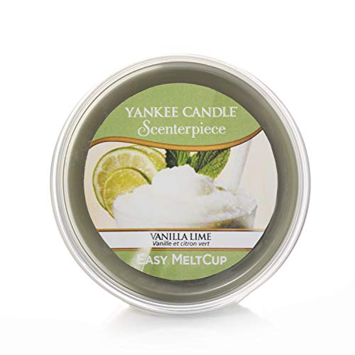 "Yankee Candle ""Vanilla Lime"" Scenterpiece MeltCups, grün"