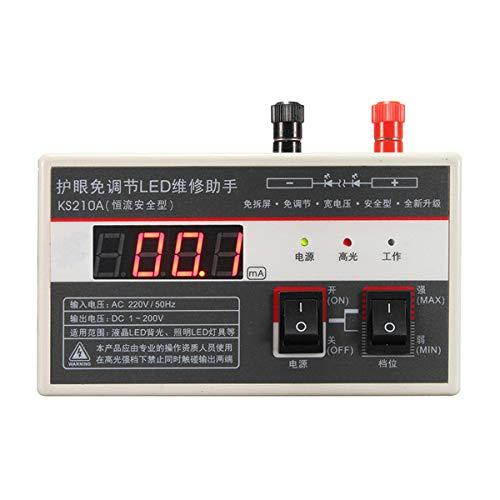 0-200V Digital. LED-LCD-TV. Hintergrundbeleuchtung Testerzähler Werkzeuglampe Perlen Reparaturwerkzeug
