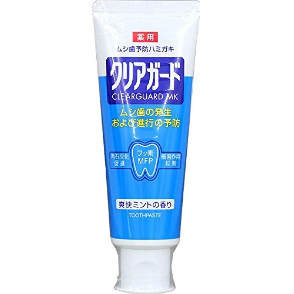 政権頭蓋骨隙間薬用クリアガード 160g (医薬部外品)