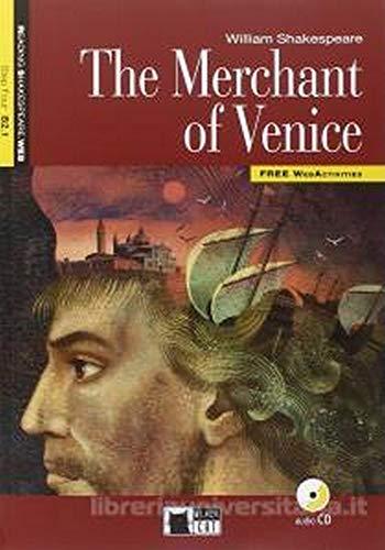 The merchant of Venice, audiolibro scaricabile gratuitamente: Il mercante di Venezia