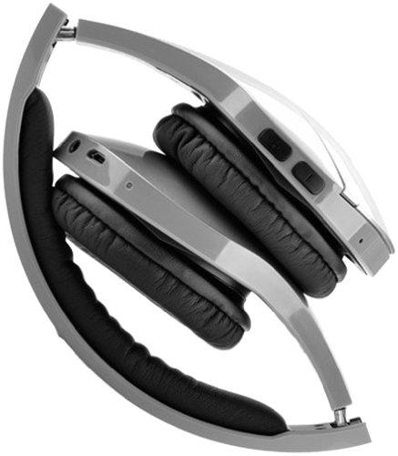 Velodyne vFree, Bluetooth-Kopfhörer, silber matt