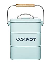 Kitchen Waste compost bins don't come much cuter than this