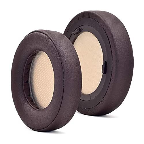 2 almohadillas para orejeras compatibles con Corsair VIRTUOSO RGB Wireless SE Virtuoso RGB Wireless SE Connoisseur auriculares esponja cubierta orejera