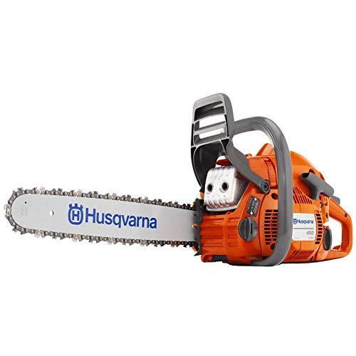 Husqvarna 450 Rancher w/ 20 inches Bar 50.2cc Gas Powered Chainsaw w/ Smart Start (Renewed)