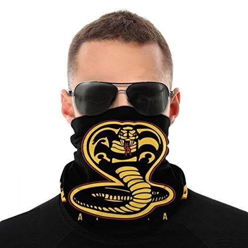 Cobra Kai Material Karate Kid Variety Kopftuch Fahrrad Magic Headwear Neck Gaiter Face Bandana Schal