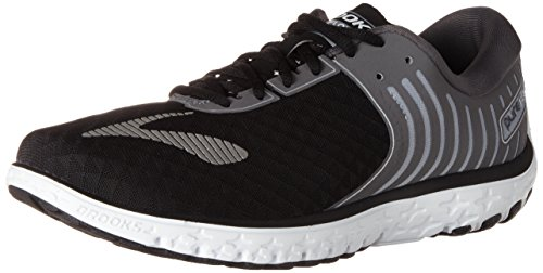 Brooks PureFlow 6 Black/Anthracite/Silver 5.5