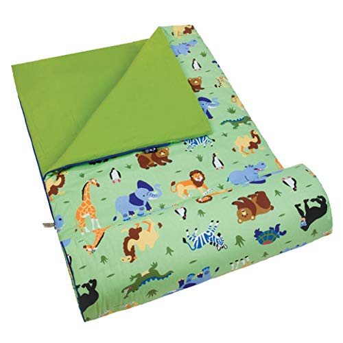 Wildkin Kinder Schlafsäcke, Wildtiere, Olives Kids Sleeping Bags