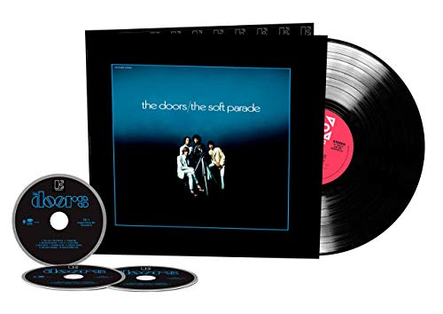 The Soft Parade (Coffret 50ème Anniversaire /3cd+1 LP)