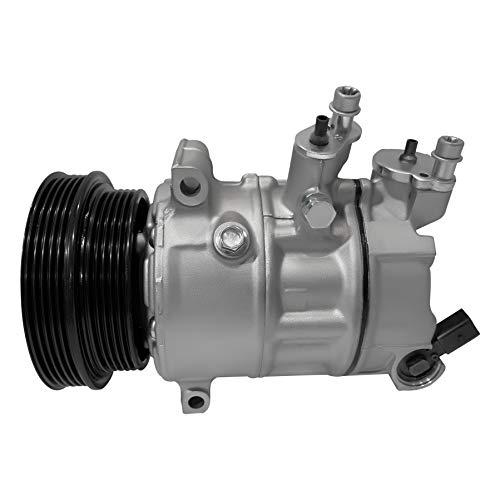 RYC New AC Compressor and A/C Clutch AIH567-01