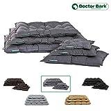 Doctor Bark Einlegekissen für Hundebetten oder auch allein als Hundekissen nutzbar, Allergiker geeignet - waschbar bei 95°C Größen erhältlich