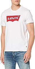 Levi's Graphic Set-in Neck Camiseta para Hombre Blanco - C18978 Graphic H215