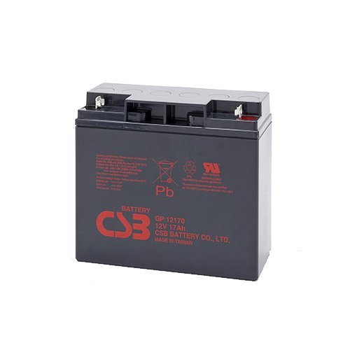 CSB GP12170 - battery GP12170 12V/17Ah