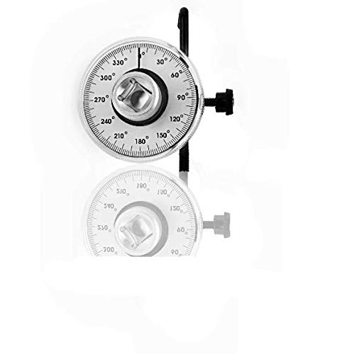 Auto Drehmomentschlüssel 1 / 2inch Drive Torque Wrench Gauge Auto Winkel Rotation Ratsche Measurement Tool Kit