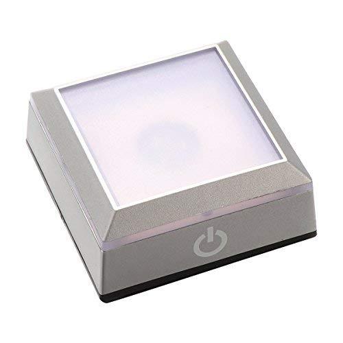ledmomo Base de lumière LED, base de lumière Case Base de lumière d'écran avec commutateur sensible au toucher écran lumineuse