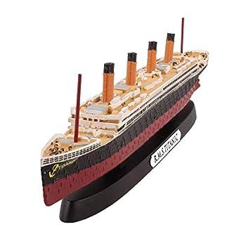 Titanic Resin Model 8  long  sg
