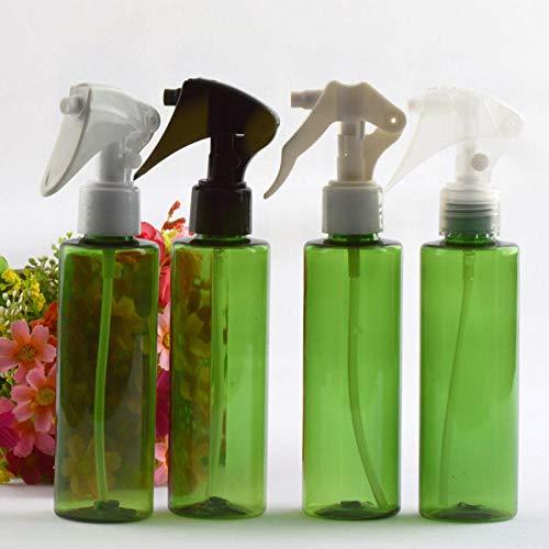 Pulvérisateur à gâchette portable de 150 ml, pulvérisateur à main pour pistolets pour huiles essentielles, produits de nettoyage ou aromathérapie-Buse blanche_3 pièces