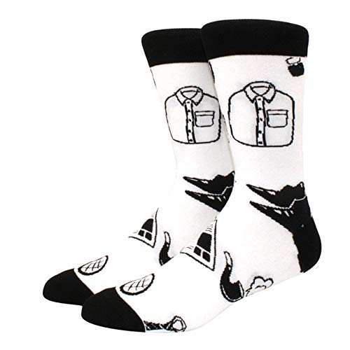 5 Paar Niedliche Tier Baumwollsocken Weibliche Kawaii Katze Mit Hund Sommer Kurze Socken Hausschuhe Frauen Lässig Weiche Lustige Bootssocken-5 Pairs NO.21