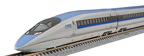 TOMIX Nゲージ 500系東海道・山陽新幹線 のぞみ 基本セット 4両 98363 鉄道模型 電車