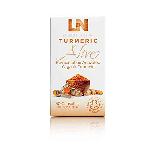 Living Nutrition Organic Turmeri...