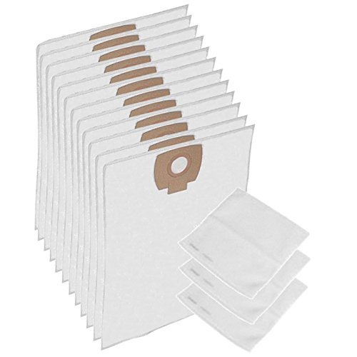 8 x tissu sacs FILTRE POUR NILFISK alto aspirateur Aero assainisseurs