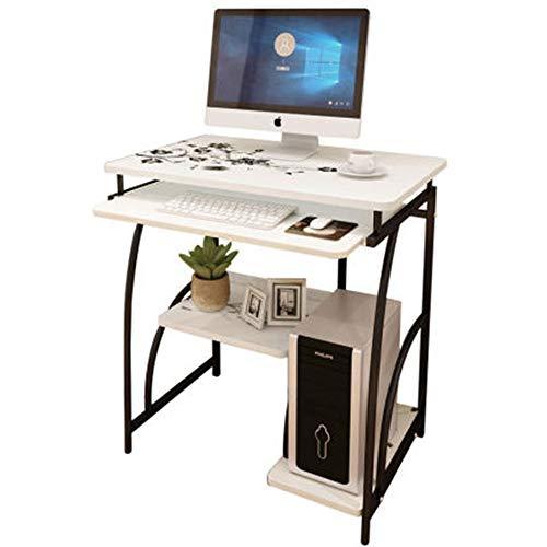 SMFYY Computer Desks Gamer Workstation Home Office PC Computer Tabel Ruim Desktop Opslag Ontwerp