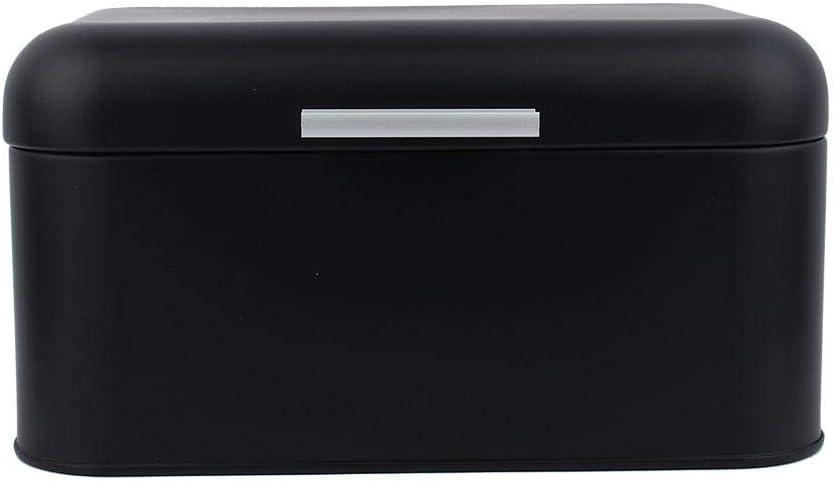 Storage Bin Solid Color Retro Capacit latest Bread Metal Inexpensive Large Box