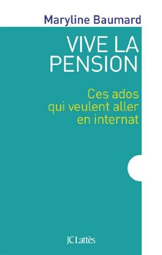 Vive la pension (Essais et documents)