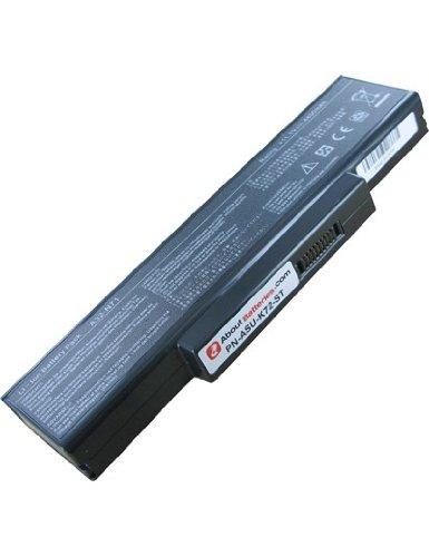 Batterie pour ASUS K73, 10.8V, 4400mAh, Li-ion