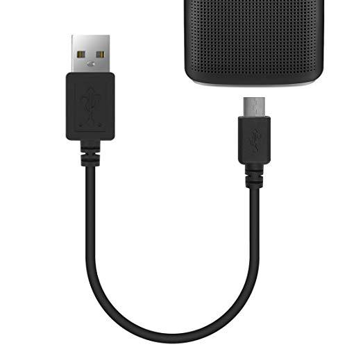 Geekria - Cable de carga para altavoces Bose SoundLink Mini 2, SoundLink...