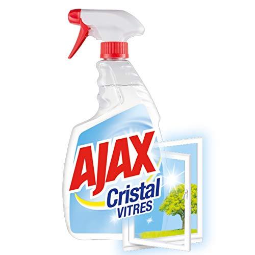 Ajax detergente per vetri spray cristallo 750ml