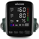 Blood Pressure Monitor, Automatic Upper Arm BP Machine with 2 x 199 Sets of Memory, Large Screen, and Large Blood Pressure Cuff