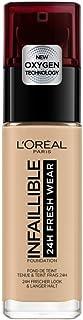 L'Oreal Paris Infallible Liquid Foundation 24H Fresh Wear - 120 Vanille