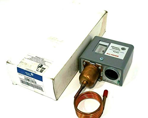Lowest Prices! Johnson Controls, Inc. P72CA13C DPST PRESSURE CONTROL; WESTING