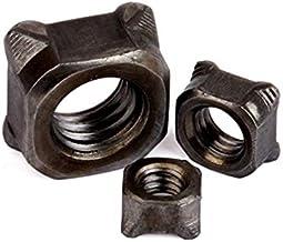 Lkjh M4 / M5 / M6 / M8 / M10 / M12 Type B Iron natuurlijke kleur plein lasmoer Four Corner lasmoer Plein Spot Welding Nut...