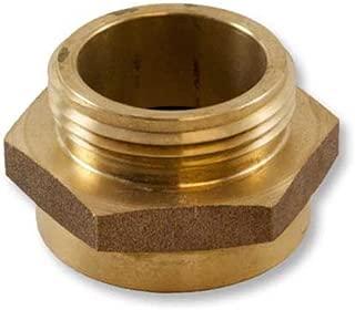 Brass Hex 1 1/2