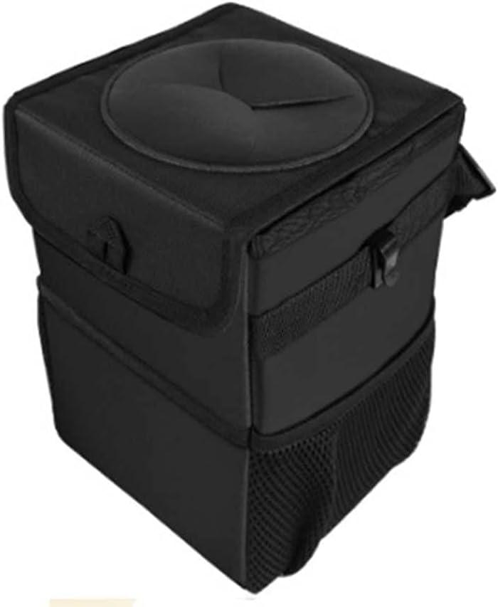 XQRYUB Car Trash can Waterproo Portable Beauty products famous Bag Mini