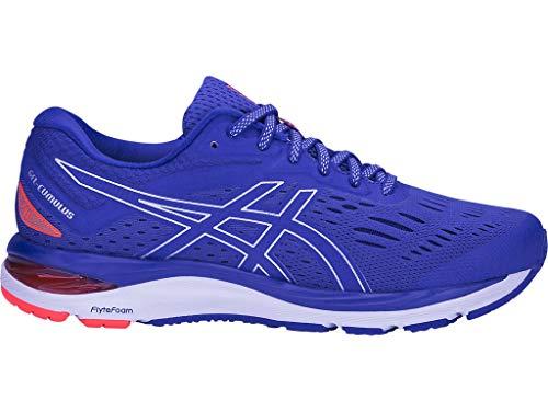 Asics Gel-Cumulus 20 - Zapatillas de correr para hombre, Azul (Imperial/Plata), 40 EU