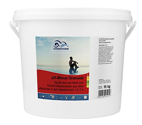 Chemoform pH-Minus Granulat 15 kg