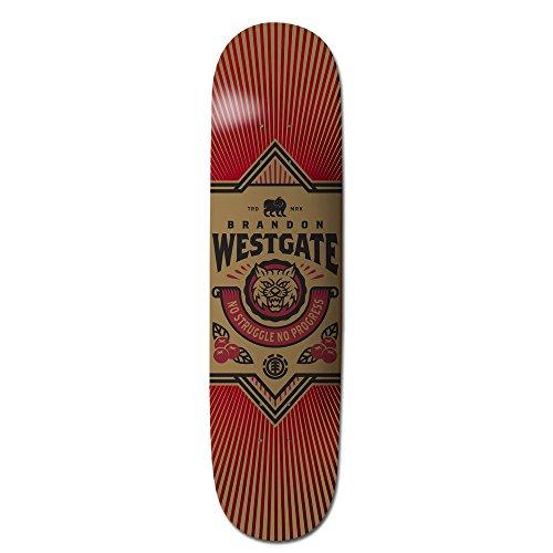 Element Skateboard Deck Westgate Emblem 8