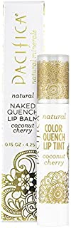 Pacifica Color Quench Lip Tint Coconut Cherry (Tint-Free)