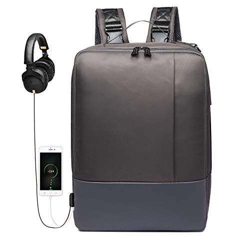 WOTENCE Laptop Backpack 4 in 1 Multifuncionale Expansion Backpack for...