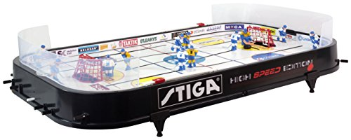 Stiga High Speed - Juego de Hockey de Mesa (90 x 50 x 8 cm),