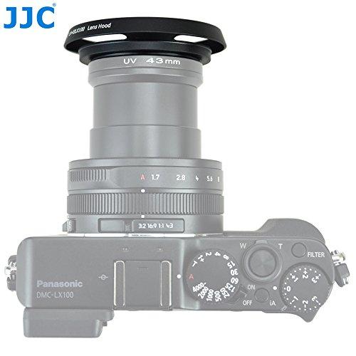 Nikon D810 Pro Digital Lens Hood Flower Design + Nw Direct Microfiber Cleaning Cloth. 58mm