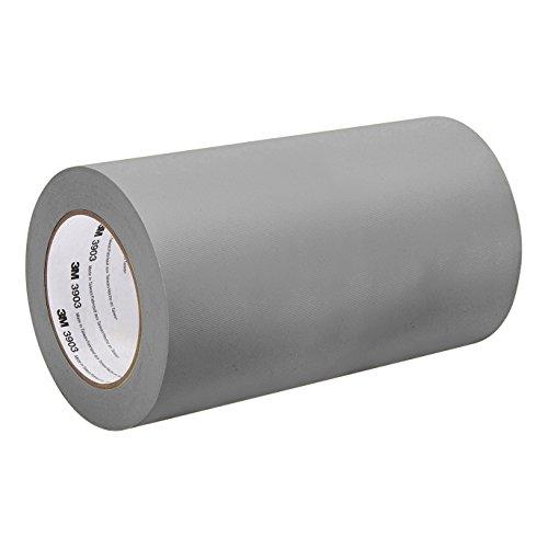 TapeCase 3M 3903 44,5 cm x 50YD grijs/grijs vinyl/rubberen lijm, omgevormd van 3M Duct Tape 3903, 12,6 psi treksterkte, 50 yd. Lengte: 44,5 cm.