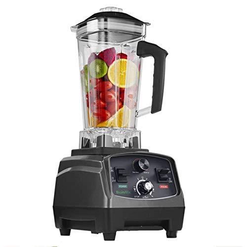 Batidora de función de sincronización de 2000 W, máquina para Romper Paredes, máquina de Cocina, batidora Profesional, batidora de Alimentos, función de Capacidad 2L