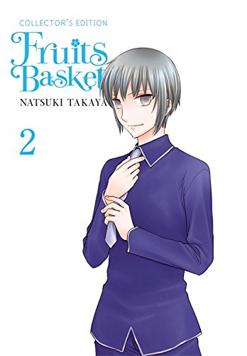 Compare Textbook Prices for Fruits Basket Collector's Edition, Vol. 2 Fruits Basket Collector's Edition, 2 Collectors Edition ISBN 9780316360180 by Takaya, Natsuki