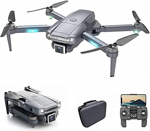 rzoizwko Drone, GPS Drone con cámara Dual 6K HD, 5G WiFi FPV...