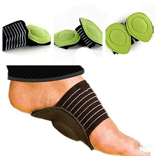 ASDAHSFGMN Foot Arch Support Plantar Fasciitis Heel Pain Pad Cushion