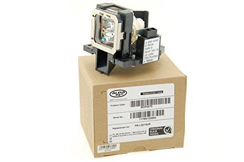 Alda PQ Professionell, Beamerlampe für JVC DLA-X3 Projektoren, Markenlampe mit PRO-G6s Gehäuse